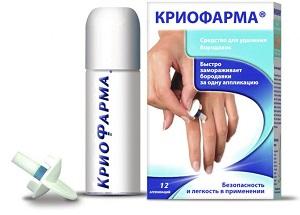 Препарат Криофарма