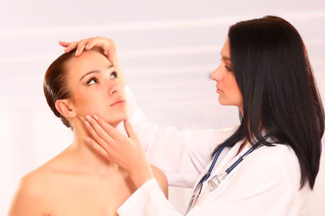 Медосмотр у дерматолога