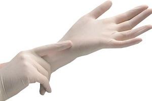 Стерильные перчатки