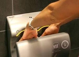 Вред сушилок для рук