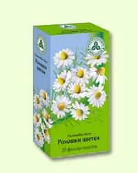Цветки аптечной ромашки (упаковка)