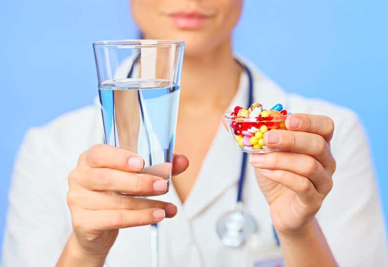 Препараты при кожных заболеваниях должен назначать врач
